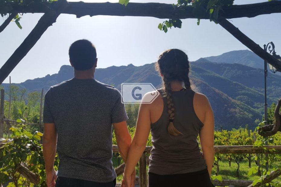 Winery on the Amalfi Coast